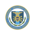 Logo for Defense Security Services