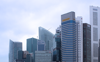 image depicting commercial buildings